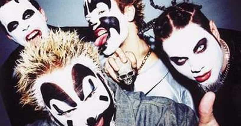 List Of All Top Insane Clown Posse Albums Ranked