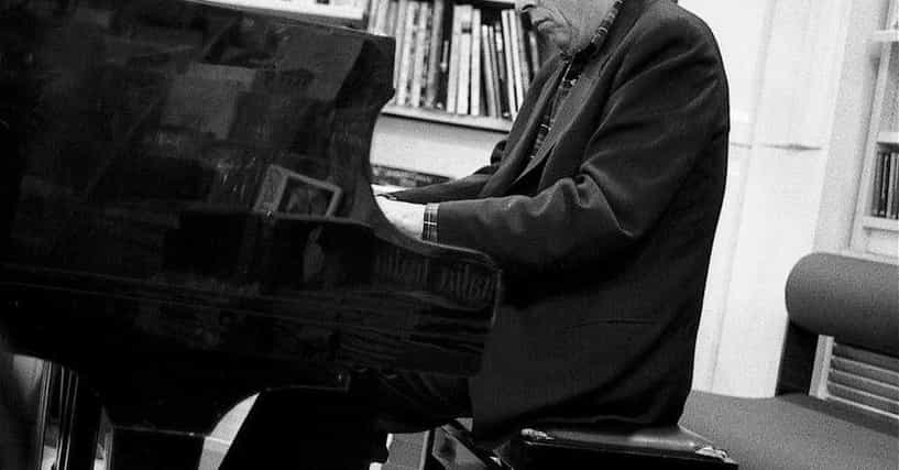 Composers Views Of Phillip Glass