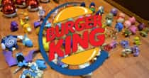 Burger King Toys That Are Worth An Insane Amount Of Money Today