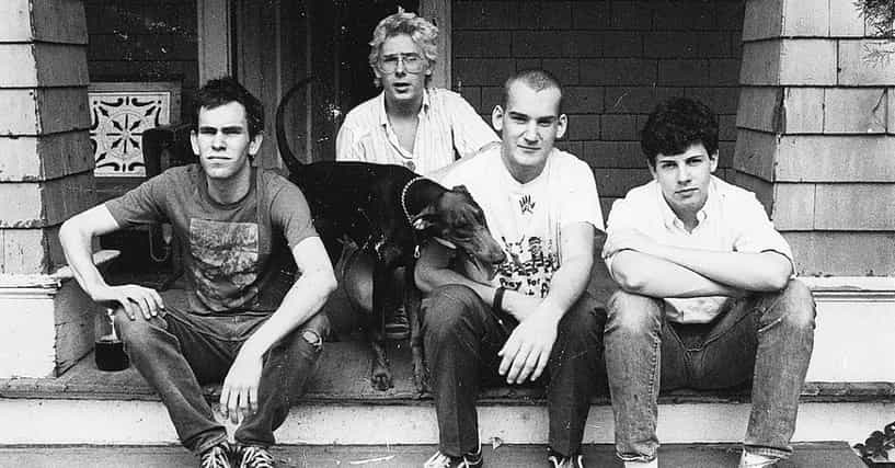 Best Punk Rock Bands - Top Ten List - TheTopTens®