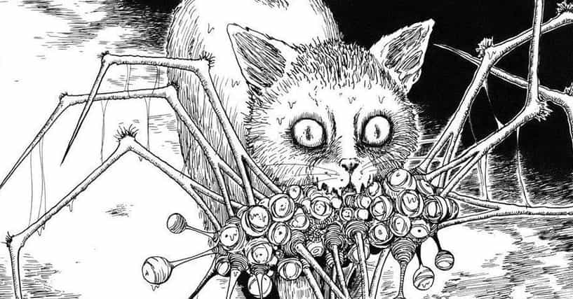 The Work of Junji Ito Is The Most Horrifying Nightmare Fuel Coming Out Of Japan