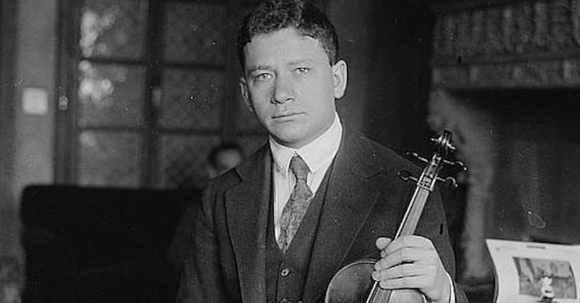 Famous Violinists from...