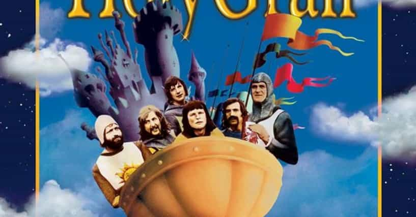 monty python and the holy grail movie quotes