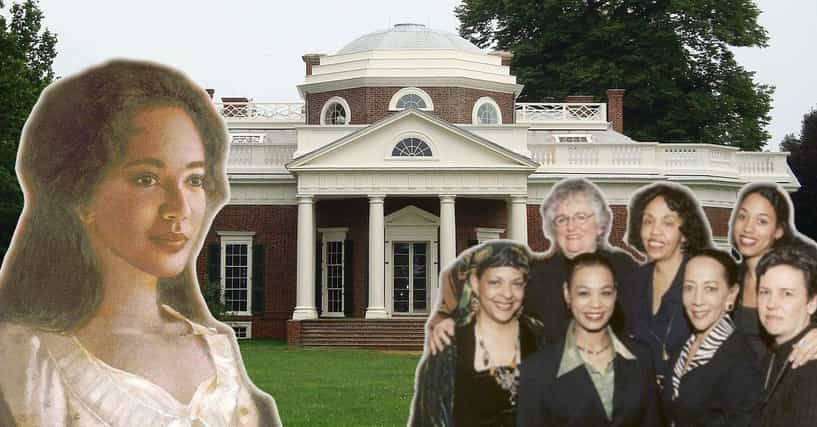 Meet The Family That Descended From Thomas Jefferson And ...