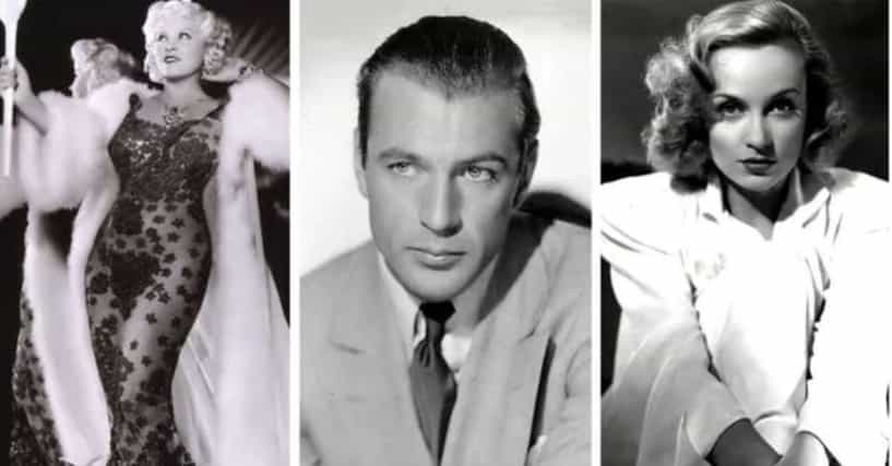 Here's What 'Hollywood Royalty' Looked Like In Every Decade Of The 20th Century