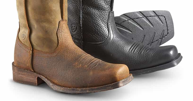 Western Cowboy Boots | List of Best Cowboy Boot Brands