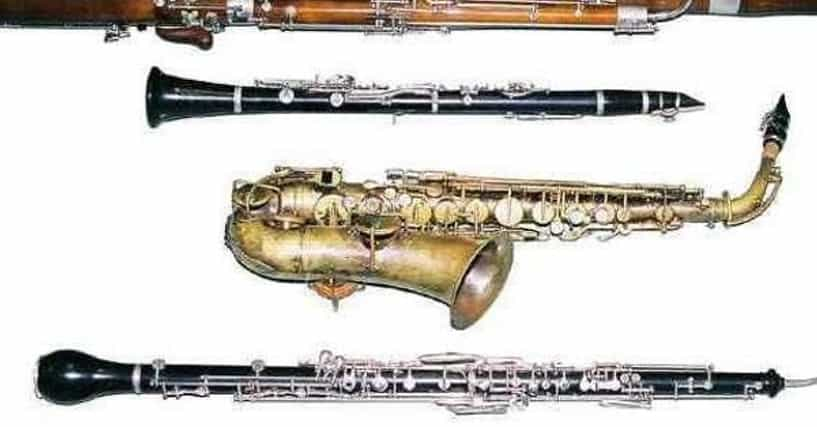 Woodwind Instrument: List of Musical Instruments in the ...