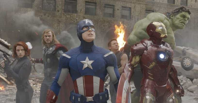 Here Is Who Would Play The Avengers If It Were Cast In The '80s