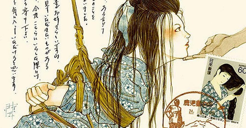 Eye-Opening Details About The Ancient Japanese Art of Erotic Bondage