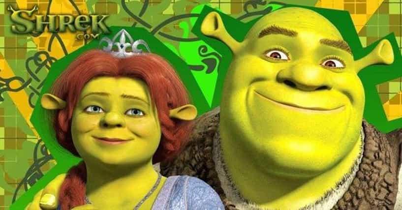Shrek 2 Characters Cast List Of Characters From Shrek 2