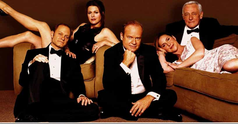 Imitate celebrity voices on frasier