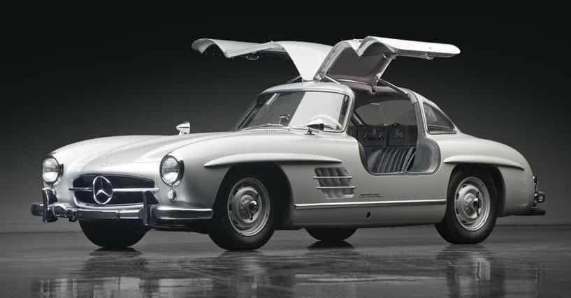 Best Sports Cars Under 20K >> Best Cars with Gull-Wing Doors | List of Vehicles with ...