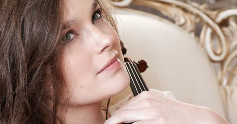 Hottest Classical Musicians List Of Sexiest Women In