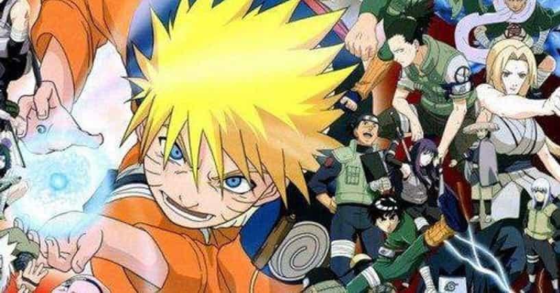 The Best Naruto & Naruto Shippuden Characters