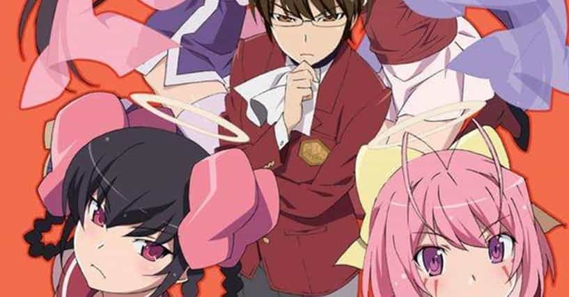 Smartest Anime Characters Ranker : List of all the world god only knows characters ranked