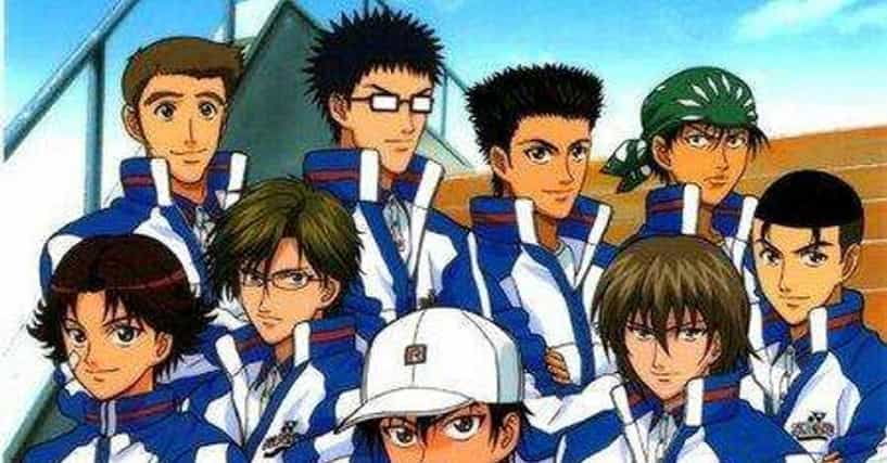 Anime Characters Ranker : List of all prince tennis characters ranked best to worst