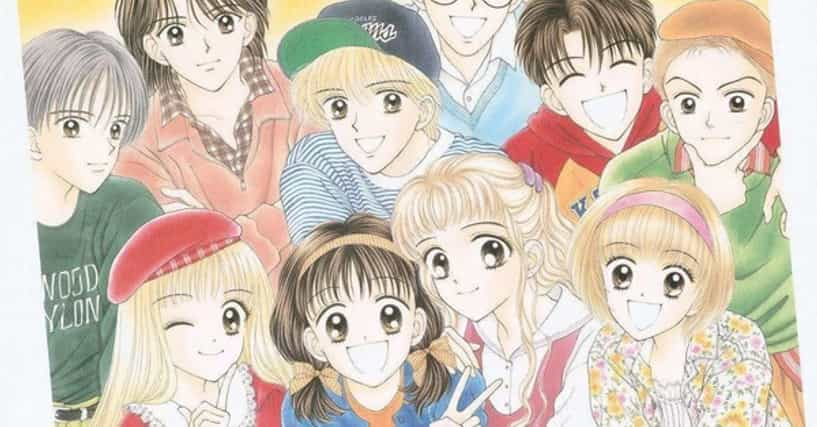 Anime Characters Ranker : List of all marmalade boy characters ranked best to worst