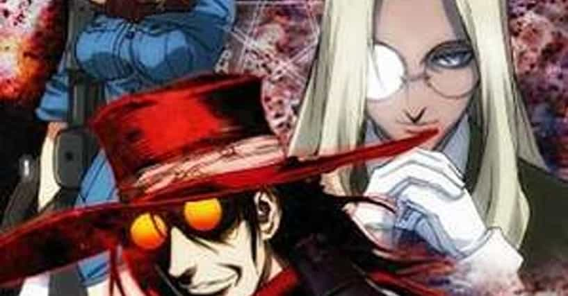 List of All Hellsing Characters, Ranked Best to WorstHellsing Ultimate Characters