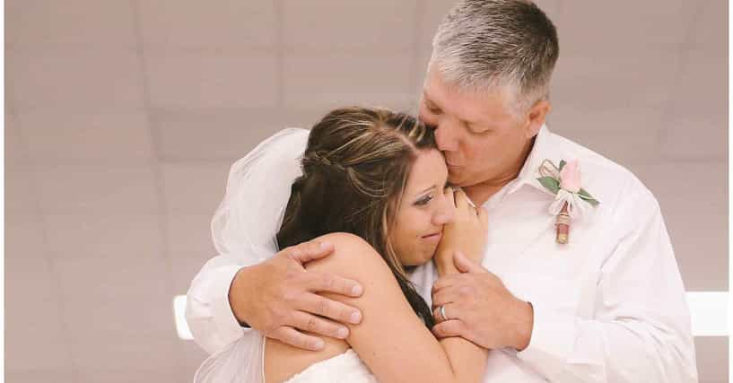 Father Daughter First Dance Wedding Songs