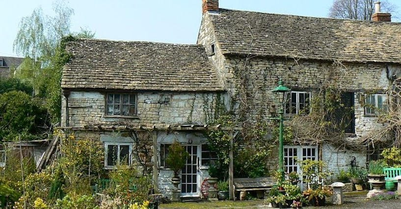 Welcome To The Ancient Ram, Known As Britain's Most Haunted Inn