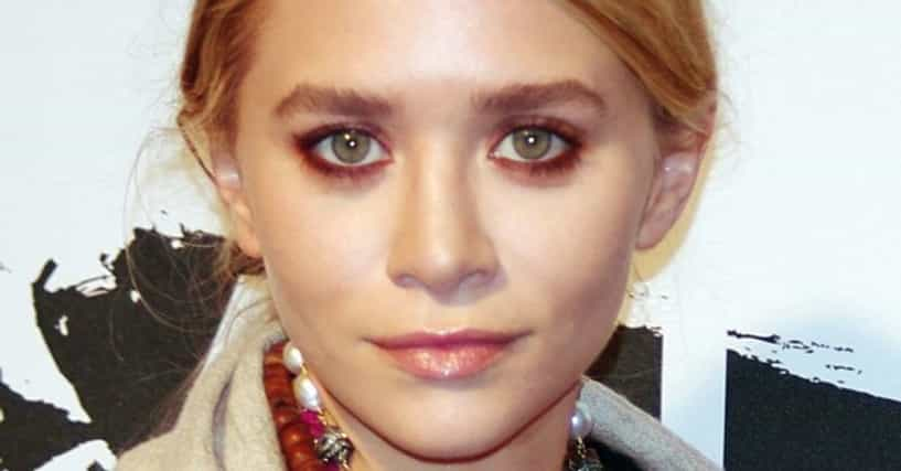 olsen twins dating history Mary kate and ashley olsen are supposedly fraternal rather than identical twins is it possible for fraternal twins to look so similar that they can play the same role.