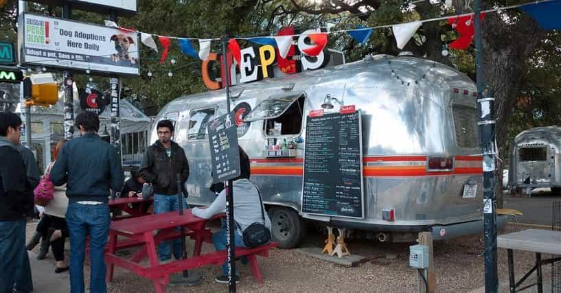 Best Austin Food Truck Locations