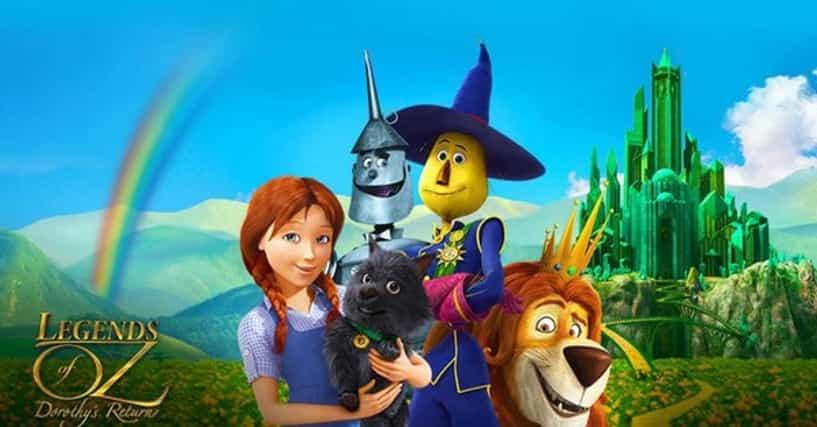 Legends Of Oz Dorothy S Return Movie Quotes