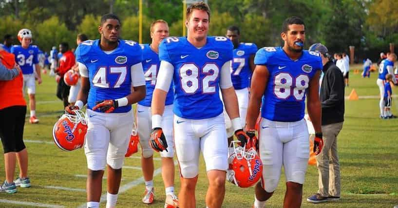 Best University of Florida Football Players of All Time ...