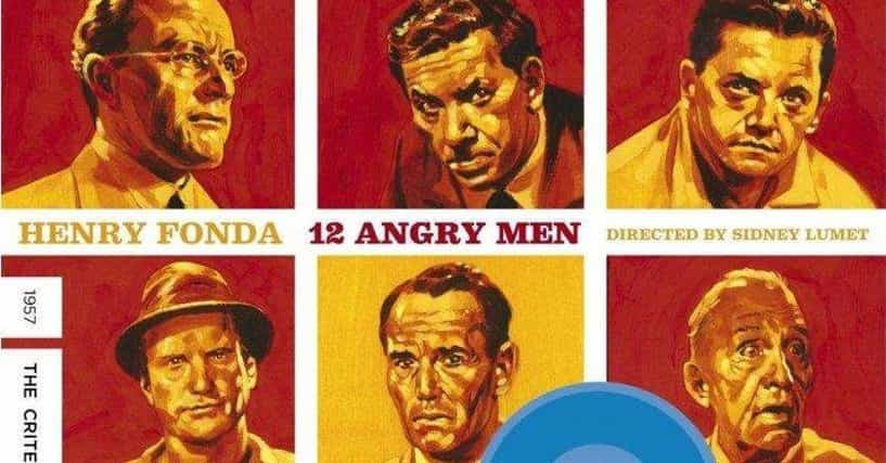 pessimistic views of twelve angry men