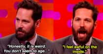 33 Hilarious Times Paul Rudd Proved He Is The King Of Interviews