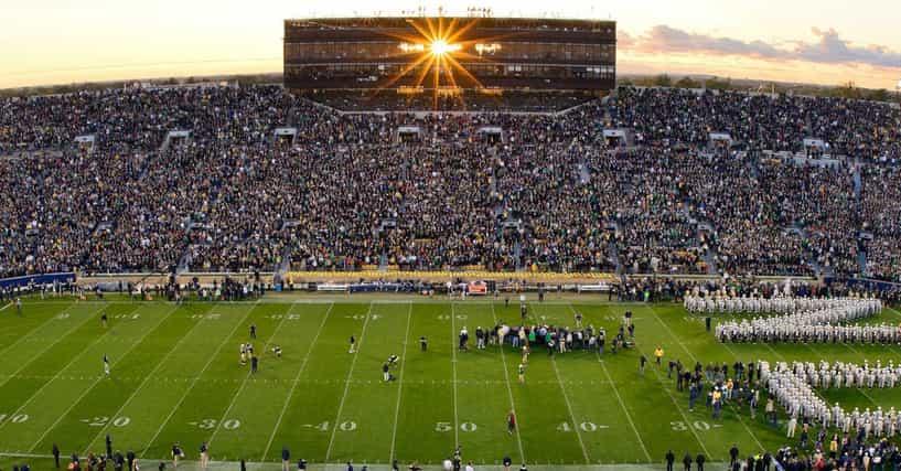 best football stadium