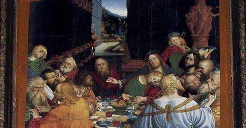 Famous Religious Image... Famous Spiritual Paintings