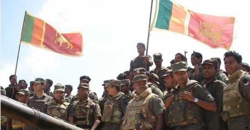 Liberation Tigers Of Tamil Eelam Battles in Sri Lankan ...