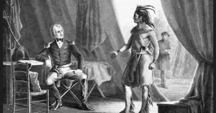 Cherokee Battles In Indian Wars-6921