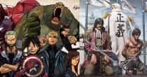 14 Incredible One Piece Mashups And Fan Art