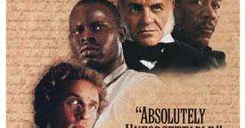 la amistad movie essay An analysis of amistad juanita hosley p5 #14 english 2 for this assignment, i chose to watch the intercultural movie amistad amistad is a 1997 historical drama film directed by steven spielberg based on the notable uprising in 1839 by mende tribesmen who had been abducted in africa.