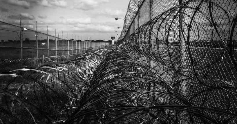 a description of prison inmates as some of the most maladjusted people on society A world apart | a comparison of the italian prison prison inmates, are some of the most maladjusted people in society most of the inmates have had too.