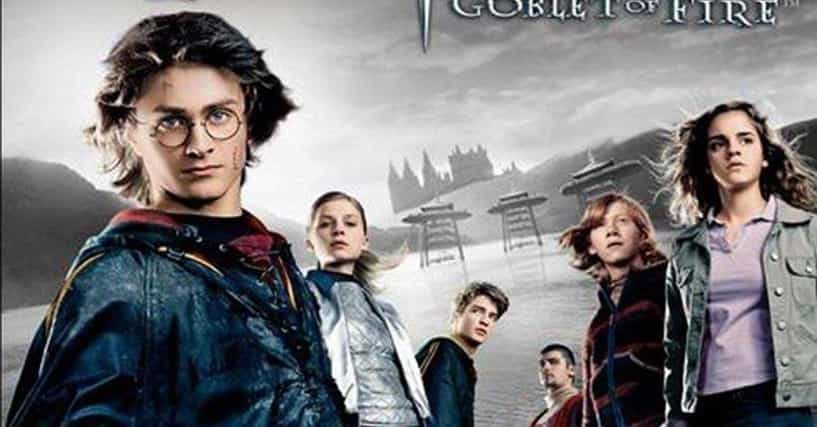 Harry Potter And The Goblet Of Fire Cast List: Actors and ...