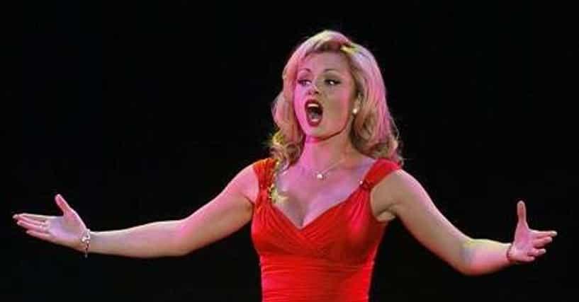 Famous Female Opera Singers | List of Top Female Opera Singers