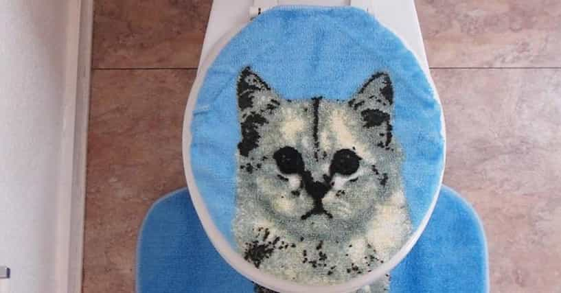 33 Funny Toilet Seat Covers That Make Your Bathroom Awesome