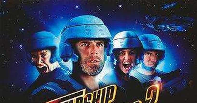 Starship Troopers 2: Hero Of The Federation Cast List ...