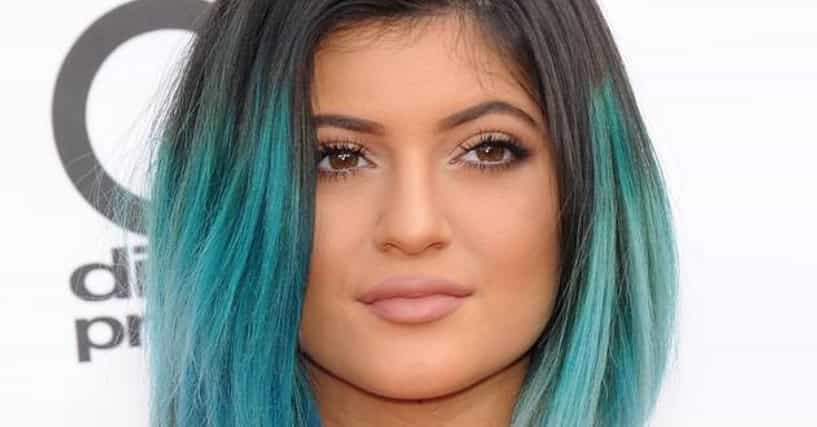 Star Hair Trend: Pastel Hair Highlights or Rainbow Hair