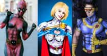 17 Gorgeous Superhero Cosplays Made Entirely Out Of Body Paint