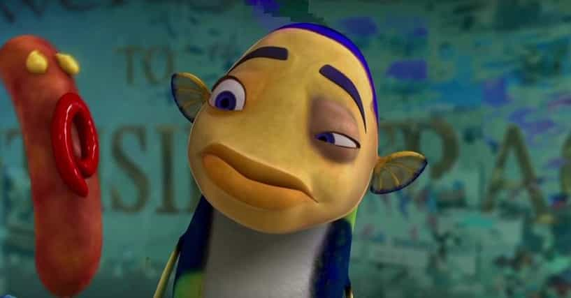 Adult Jokes You Never Noticed In Shark Tale-7291