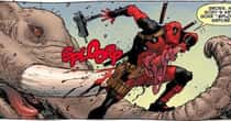 The Most Over The Top Injuries Deadpool's Ever Received