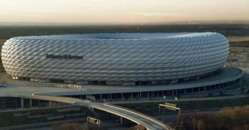 German Stadiums List Of Stadiums In Germany
