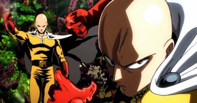 The 19+ Greatest Bald Anime Characters With No Hair