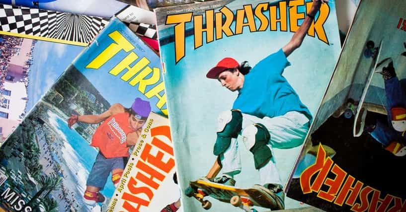 The 50 Best Skateboarders Of All Time Ranked