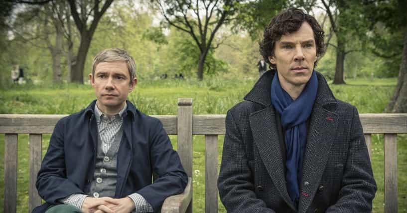 Movie & TV British Stereotypes Sherlock Holmes