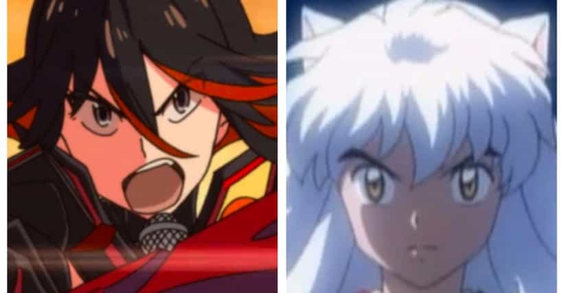 Smartest Anime Characters Ranker : The greatest half human hybrid characters in anime